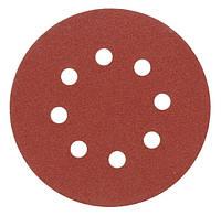 Круг абразивный для шлифования 5шт 80 Vorel