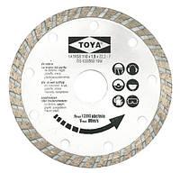 Алмазный диск turbo 125 мм Vorel