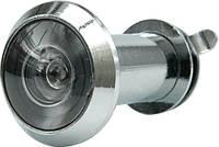 Глазок с откидной крышкой Silver 77921 Vorel