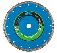 Алмазный отрезной диск Tyrolit для керамики / керамогранита dct*** 230 x 1,6 x 25,4 мм