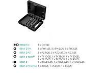 Wera набор из 30 насадок / бит + магнитный держатель 8200/899-30z