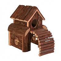 Trixie  TX-6203 Finn House дом для грызунов  13 × 20 × 20 см