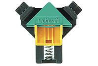 Угловой зажим в комплекте 2шт Wolfcraft ES 22