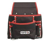 Yato карман для инструмента 8-перегородок 7410