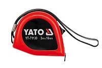 Yato измерительная лента 3 м x 16 мм 71130