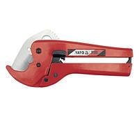 Yato ножницы для труб пвх до 42 мм 2231