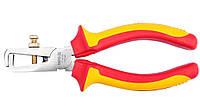 Yato щипцы - клещи для снятия изоляции vde 160 мм