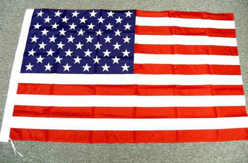 Национальный флаг США 60х90 см, фото 2