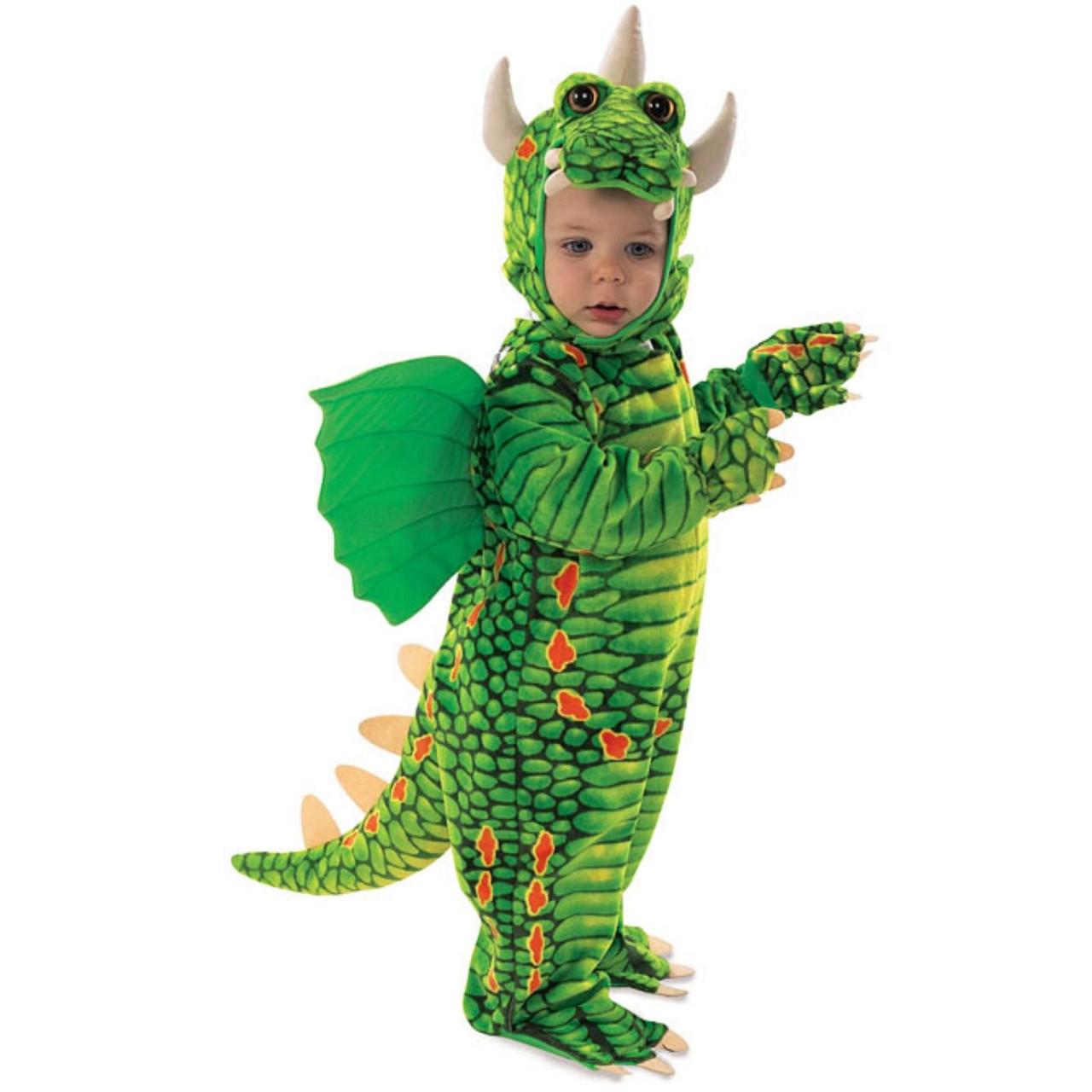 Карнавальный костюм  дракончика для малыша