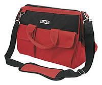 Yato сумка для инструмента 40*23*21см 7433
