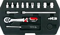 Набор ключей 15 элементов YT-1444