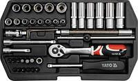 Набор ключей Yato 42 элементов YT-1448