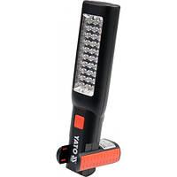 Yato рабочая лампа 30+7 led 08505