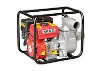 """Yato насос бензиновый 3"""" 5,9 hp 60м3/ч 85402"""