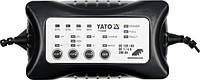 Yato зарядное устройство электронное 6v / 12 В 4a 0-200ah мокрый/гелевый/agm 8300