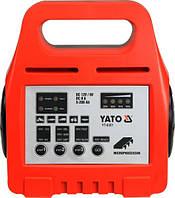 Yato зарядное устройство электронное 6v / 12 В 8a 5-200а мокрый/гелевый/agm 8301