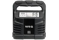 Yato зарядное устройство электронное 12 В 12a 6-200ah мокрый /8302