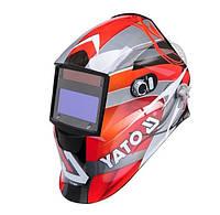Сварочный шлем затемнённый Yato YT-73921
