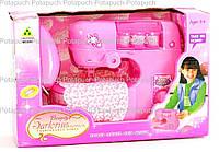 Детская игрушечная швейная машинка М2030