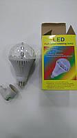 Вращающаяся разноцветная лампа Color Rotating Lamp, LED Mini Party Light Lamp