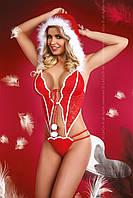 Новогодний эротический костюм Christmas Girl от Livia Corsetti (Польша) Отправка в день оплаты!