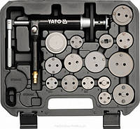 Yato набор ручных сепараторов для тормозных суппортов 11 элем. 0681