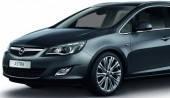 Opel Astra J (c 2009---)