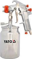 Yato Краскопульт с нижним бачком 1,8 мм/1л 2346