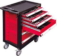 Yato шкаф для инструмента + 177 шт. инструментов 5530