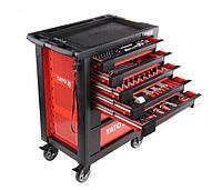 Yato шкаф для инструмента + 211шт. инструментов 55290