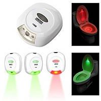 LED-подсветка для унитаза с датчиком движения Home Power Toilet Light