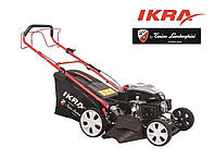Газонокосилка электрическая Ikra с приводом 3,0 КМ 46см 4-функции BRM1448 SSMTL