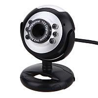 Камера Веб-Камера С Микрофоном для Рабочего Портативных ПК