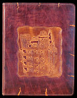 Деловые сувениры из кожи