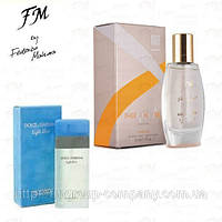 Феромоны афродизиаки для женщин FM 33 аромат Dolce & Gabbana Light Blue (Дольче Габбана) FMGrou