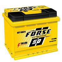 Аккумулятор FORSE 50Ah/12V (510) -+
