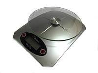 Кухонные электронные весы от 1г до 5 кг Domotec MS-KE5