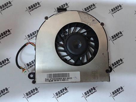 Вентилятор Lenovo G410 FORCECON F5R5-CCW AT02C000600, фото 2