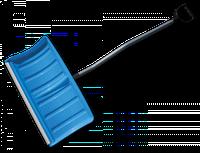 Лопата-плуг для уборки снега с изогнутым черенком Bradas