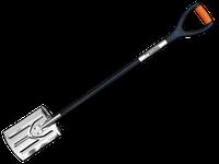 Лопата штыковая широкая TQ Bradas
