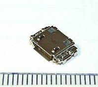 S705_2 Micro USB Разъем гнездо Samsung 7pin s5830 S5830i B7722 S8300 I9220 S3370 S3930 S5750 S5820 B299 N7000