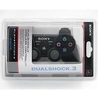 Джойстик для игровой приставки Playstation 3 Dualshock 3 Wireless Controller Black