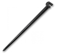 Шпилька с держателем для трубки 4мм (10 шт) Bradas