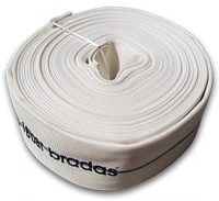 "Шланг пожарный LINED HOSE 6-18 bar- диаметр 4"" Bradas"