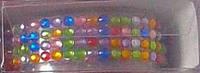 Скотч декоративный со стразами 1,8 см х 50 см