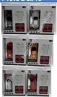 Машинка металлическая на р/у, на батарейках, в коробке (ОПТОМ) 3104/05/06