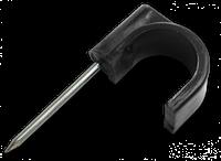 Кронштейн монтажный для трубки 13мм (6 шт) Bradas