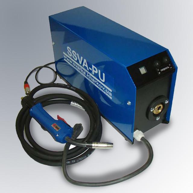 SSVA-PU — подающее устройство для полуавтоматической сварки