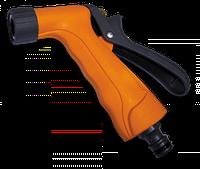 GOLD LINE Пистолет регулируемый короткий - металлический Bradas