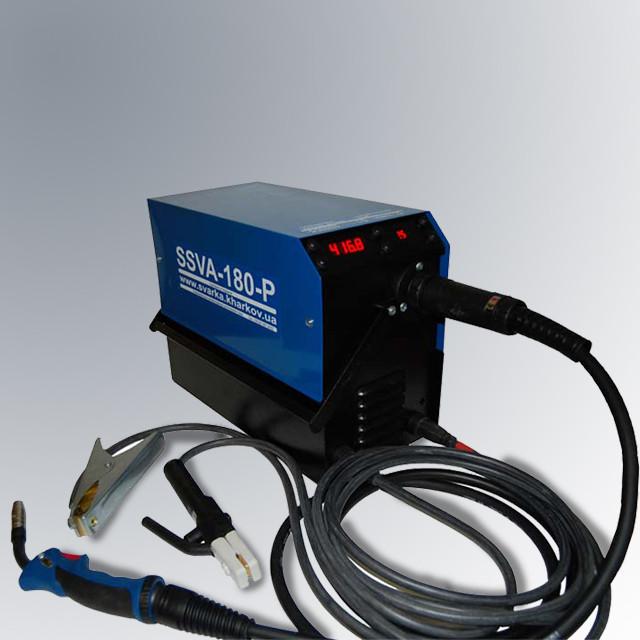 Сварочный полуавтомат SSVA-180-PT (с осциллятором) без  рукава